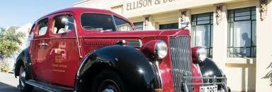 art deco highlights vintage car tour napier eventfinda