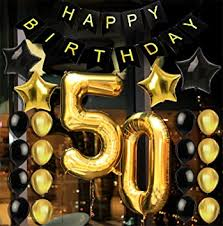 50th birthday party themes 50th birthday decorations party supplies party
