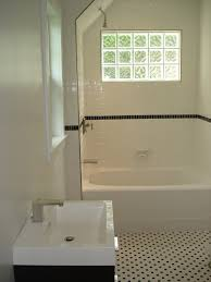 glass block windows in shower design ideas pictures remodel and