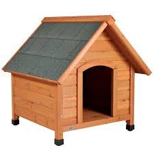 dog houses dogs walmart com doskocil peak wood house for medium 50
