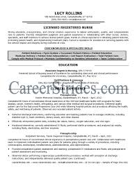 Example Of Resume With No Experience by Psychiatric Nurse Resume Resume For Your Job Application