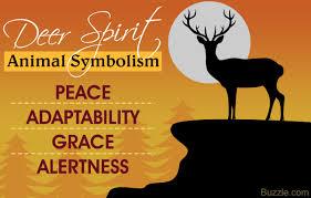 deer spirit what does it symbolize