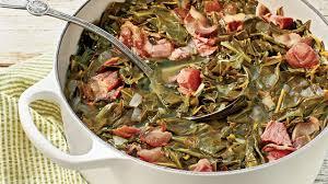 turkey and collard green stew recipe southern living