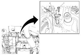 chevy malibu manual repair instructions crankshaft position sensor replacement