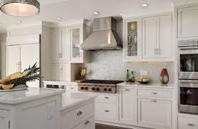 backsplash with white cabinets awesome 100 kitchen cabinet
