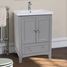 Single Vanity For Bathroom by Andover Mills Reynal 24