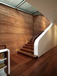 Laminate Flooring Walls What Are Rammed Earth Walls Contemporist