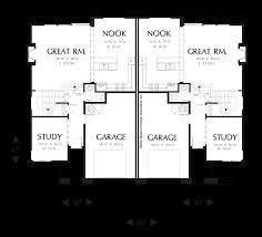 mascord house plan 4026a the taegon
