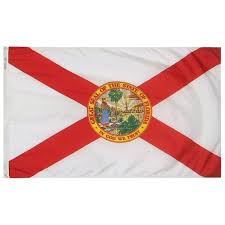 Home Depot Garden Flags Annin Flagmakers 3 Ft X 5 Ft Florida State Flag 140960 The