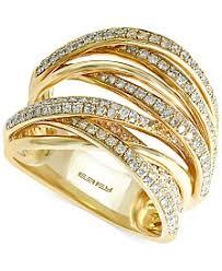 yellow gold diamond rings yellow gold diamond rings macy s