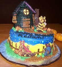 winnie pooh halloween cakecentral