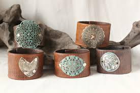 bracelet cuff leather images Make your look appealing by elegant cuff bracelets bingefashion jpg