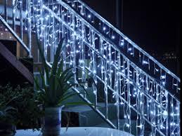 white icicle christmas lights led icicle lights