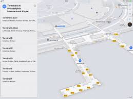 san jose airport gate map apple rolls out ios 11 mall and airport maps cult of mac