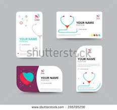 medical business card template stock images royalty free images