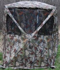 Double Bull Blind Replacement Parts Hunting Ground Blinds Department Tall U0026 Standard Height Double