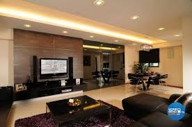 Singapore Interior Design Gallery Design Details HomeRenoGuru - Living room design singapore