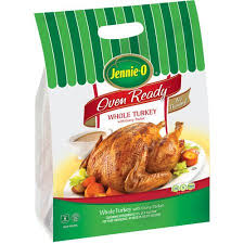 frozen whole turkey frozen jennie o oven ready whole turkey frozen 11 0 13 0 lbs