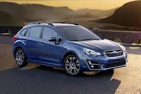 subaru tribeca 2016 2016 subaru impreza hatchback pricing for sale edmunds