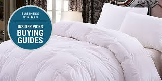 What Do You Put Inside A Duvet The Best Comforters You Can Buy Business Insider
