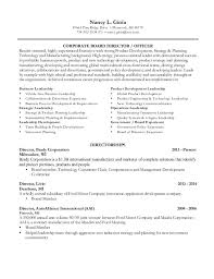 Board Of Directors Resume Sample by Nancy Gioia Board Resume Nov 2014
