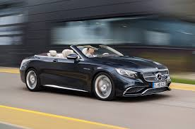 mercedes amg convertible 2017 mercedes amg s65 cabriolet pumps out 621 hp