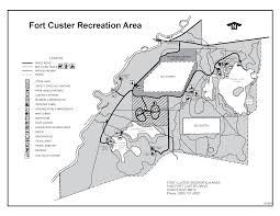 Michigan Trail Maps by Fort Custer State Recreation Area West Michigan Trail Runners