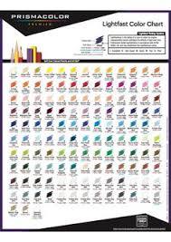 prismacolor pencils 150 prismacolor pencils 150 chart prismacolor colored pencils are