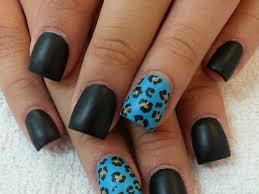 nail polish matte nail designs awesome matte blue nail polish
