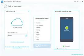 icloud to android how to transfer icloud contacts to android device easily