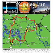 table rock lake map free motorcycle ride map in southwest missouri explore table rock