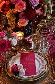 gold wedding theme pink gold wedding theme ballroom