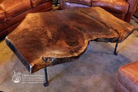 Rustic Coffee Table Legs Slab Coffee Table Legs Fit For Home Design Walnut Slab Coffee