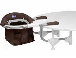 si e de table chicco siège de table chicco 360 degre tobacco pas cher ubaldi com