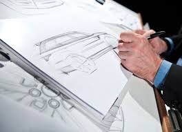 land rover drawing new range rover sport sketches and renderings
