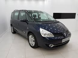 espace renault used renault espace mpv 2 0 dci tech run 5dr in accrington