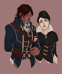 dishonored game dishonored pinterest