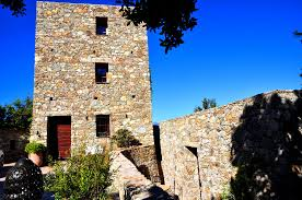 charming hotel in corsica case latine
