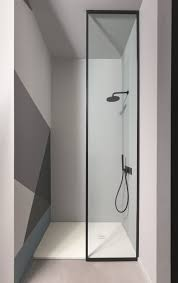 trend framed shower screens on the blog pinterest shower 3 cm di ceramica per infinite possibilita compositive