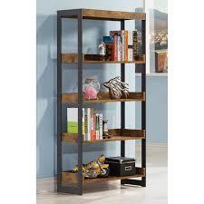 Coaster Bookshelf Coaster Furniture Estrella Bookcase Hayneedle