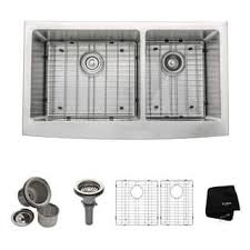 double sinks kitchen double basin kitchen sinks for less overstock com