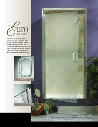 Shower Door Weather Stripping Shower Doors Cambria Glass