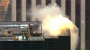 trump tower address trump tower fire fire breaks out at president s new york address 1