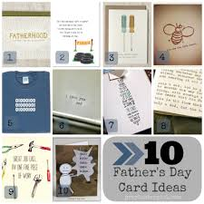 dad card ideas 10 father u0027s day card ideas
