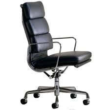 Eames Leather Chair Sit4life Com Eames Soft Pad Executive Chair Ea437
