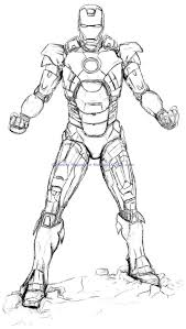 iron man coloring pages alric coloring pages