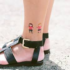 trendiest temporary tattoos of the summer 2014 cosmetics