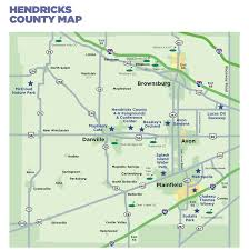 County Map Of Indiana Top 10 Things To Know About Hendricks County