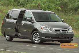 used honda odyssey vans for sale 2005 2010 honda odyssey used car review autotrader