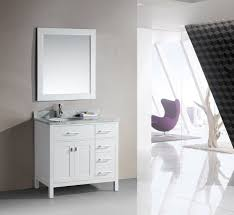 design element dec076d w r london 36 inch single sink vanity set